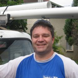 Photo of Steve Pickette - owner of Pickette Plumbing