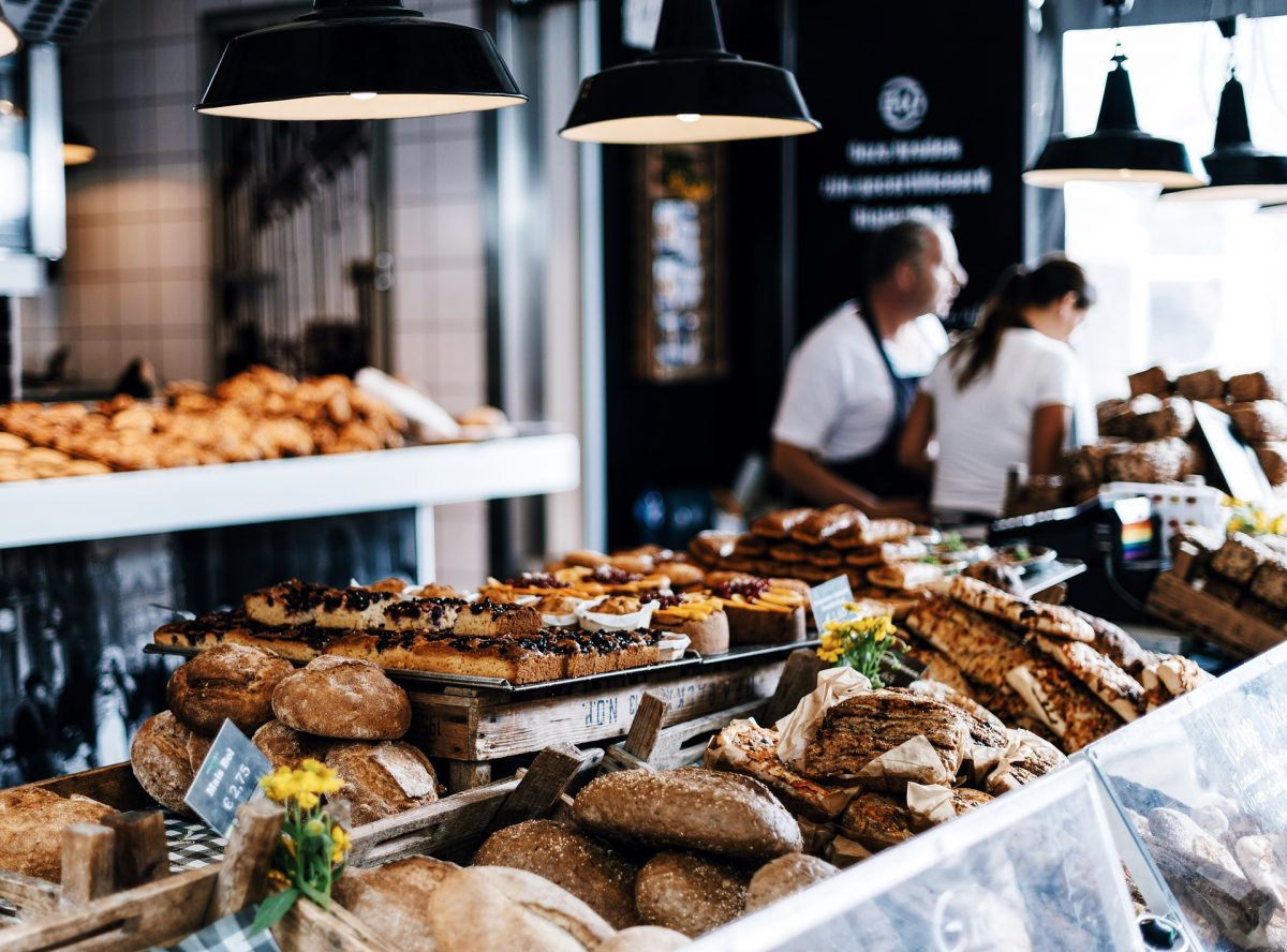 Traditional Small Business Bakery