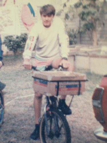 How I defined my X-Factor as a newspaper delivery boy