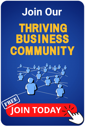 Join Our Business Community